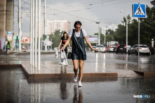 Начало июля порадует новосибирцев по-настоящему летней и безоблачной погодой