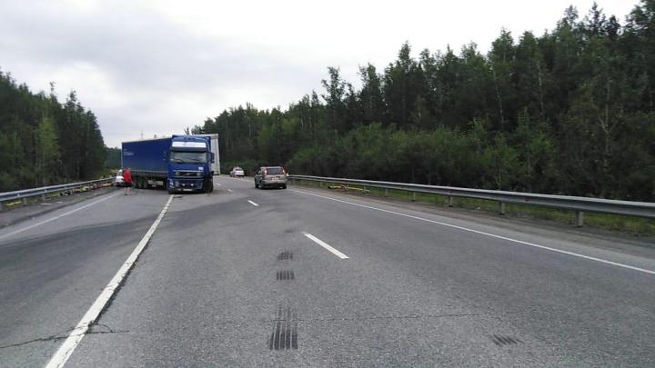 В аварии, из-за которой ограничили движение на Московском тракте, виноват пьяный водитель без прав