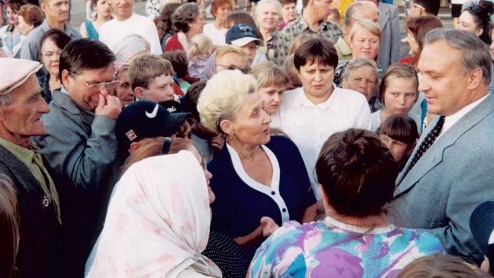 «Для него принципы были важнее»: политолог Комарицын — о жизни и смерти Петра Пимашкова