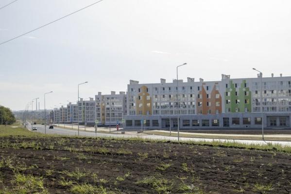 Кошелев-Парк находится на территории Волжского района