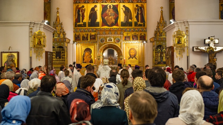 В епархии рассказали, где и когда встретят Благодатный огонь на Пасху в Ярославле