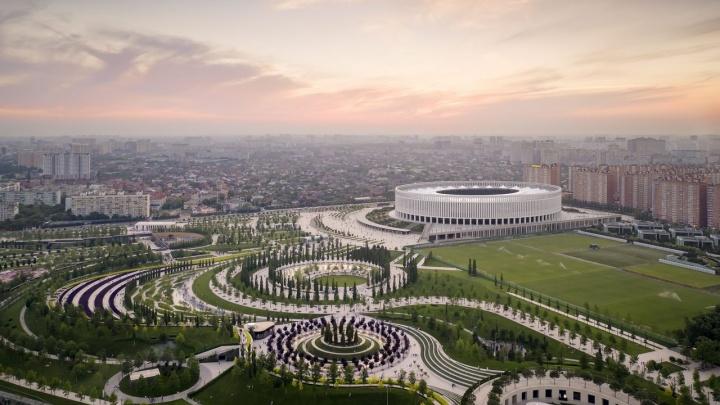 В центре Екатеринбурга появится парк круче, чем у миллиардера Галицкого. Рассказываем детали проекта
