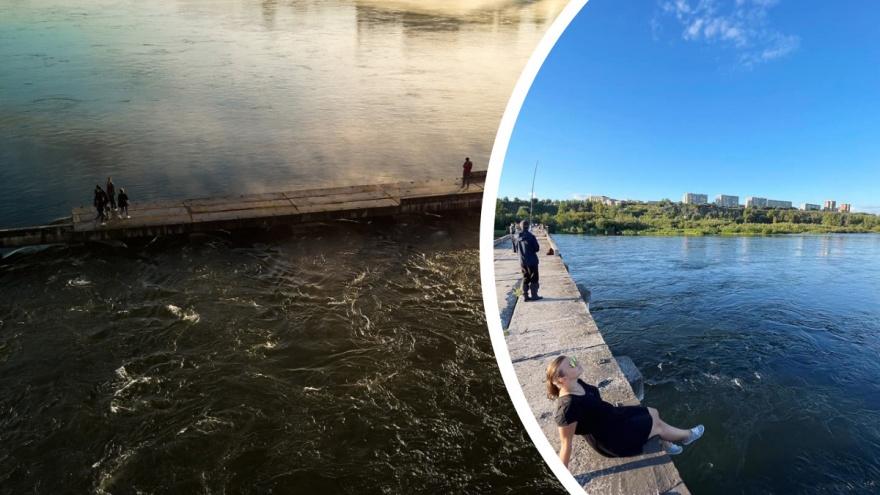 «Мост подтолкнет освоение дикой части острова»: урбанистка о восстановлении моста к Татышеву