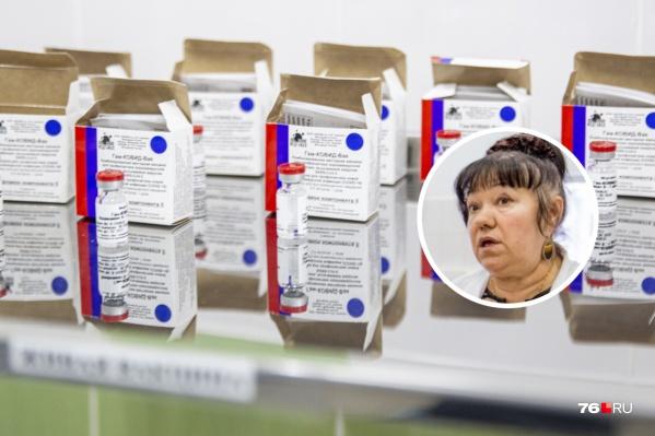 Мария Тураева приняла симптомы начинающейся болезни за обычный эффект прививки