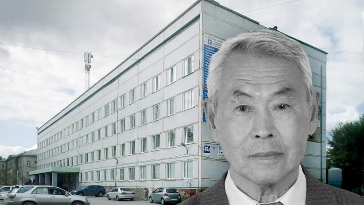 Скончался профессор НГТУ Владимир Жуловян. Родные возмущены, что в причинах смерти не указали коронавирус
