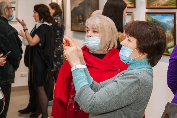 Передвижная выставка уже была в 6 городах Прикамья
