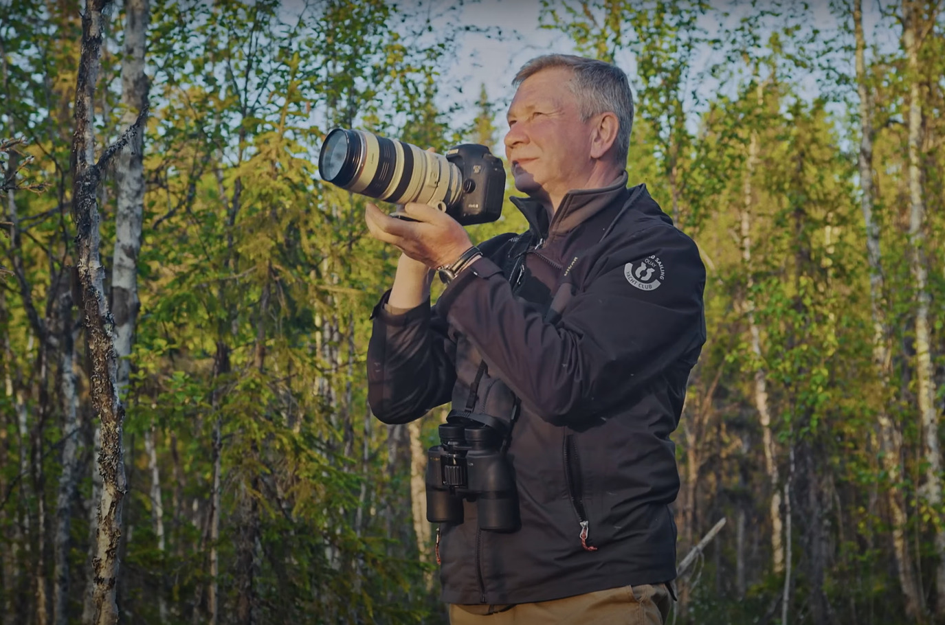 Орнитолог Павел Амосов обнаружил в Лешуконии один из самых уязвимых видов — орлана-белохвоста