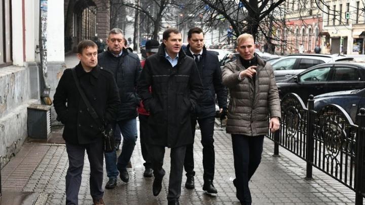 В Торговом переулке и на Комсомольской изменят правила парковки