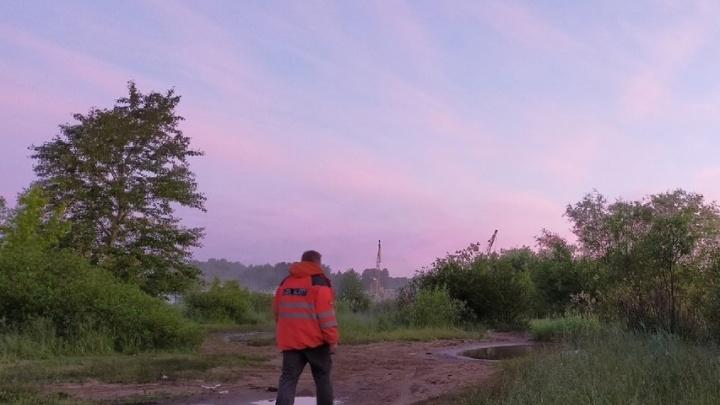 «Оставайся на месте, мы тебя найдем». Как меня искали в лесу несколько часов — эксперимент 59.RU и «ЛизаАлерт»