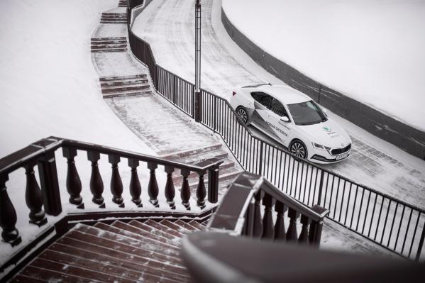 Эта модель способна дать больше, чем обычно рассчитывает водитель