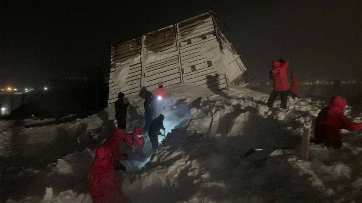 В Норильске арестовали еще двух диспетчеров, которые не включали в сводки предупреждения о лавине