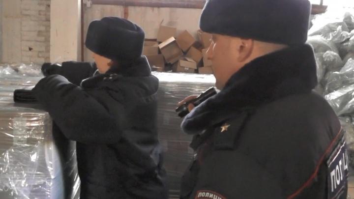 Изъяли 6 тонн спиртного: в закрытом городе на Урале осудят производителей контрафактного алкоголя