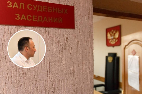 Александр Швидак по решению суда находится под домашним арестом