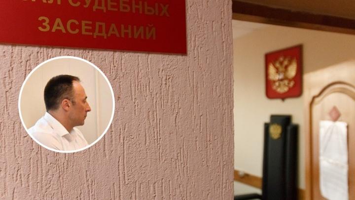 «Браслет можно держать под водой только 30секунд»: Александр Швидак — о деталях своего ареста