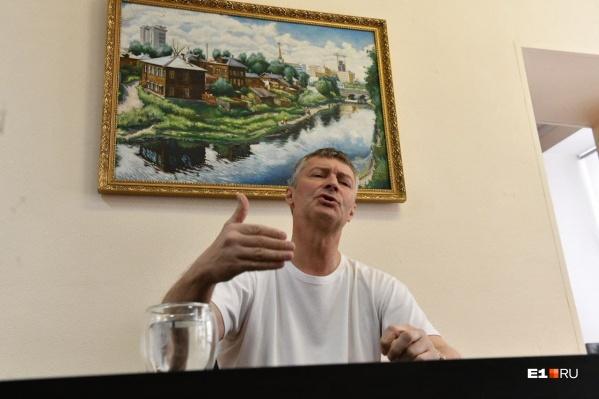 Ройзман объявил, что не пойдет в Госдуму