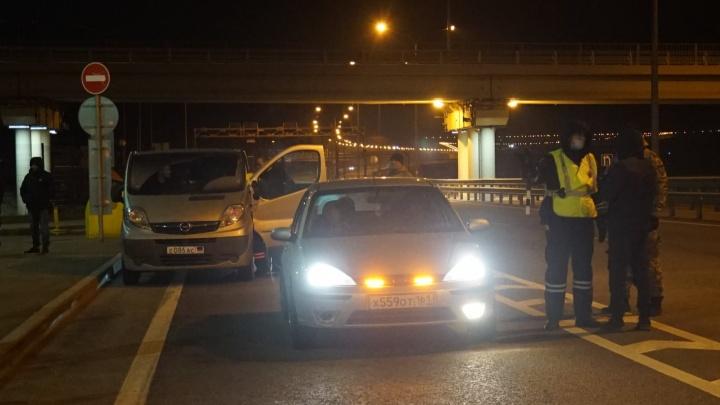 Полиция перестала пропускать татар через Крымский мост накануне суда над активистами в Ростове