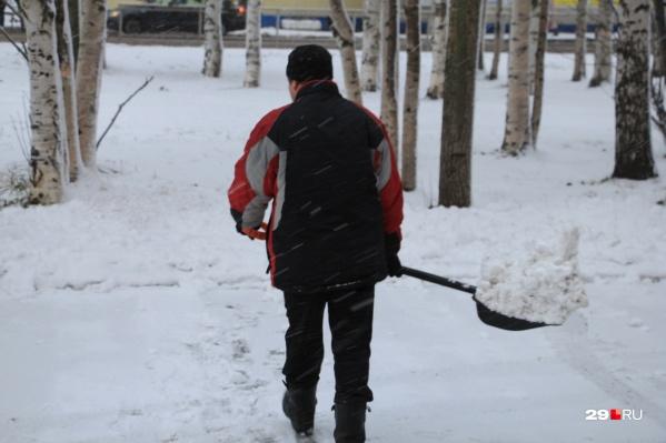 Больше всего претензий к управляющим компаниям у жителей города из-за неубранного снега