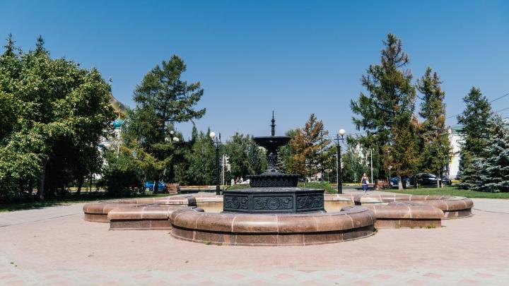Омск — не фонтан: почему мы остались без водных развлечений в центре города