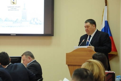 Главой департамента муниципального имущества Эдуард Болтенков стал в феврале 2019 года