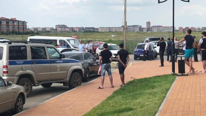 Следователи задержали подозреваемого в убийстве, которое случилось во время потасовки в Краснодаре