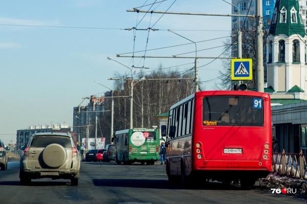 Больше всего жалоб по транспортной реформе в мэрию пришло по поводу закрытия 91-го маршрута
