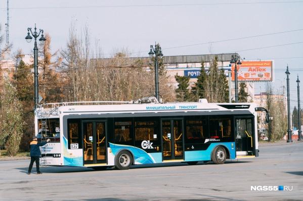 Для магистральных маршрутов покупают новые автобусы и троллейбусы