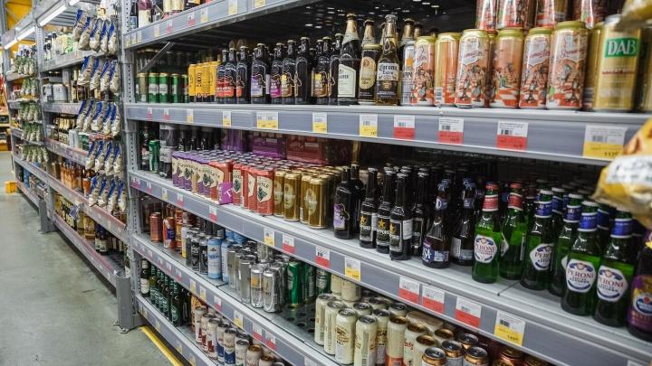 В Кузбассе на день запретят продажу алкоголя