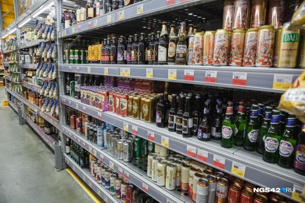 За продажу алкоголя предпринимателям грозит большой штраф