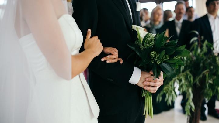 Челябинцы засыпали загсы заявками на регистрацию брака в китайский Новый год