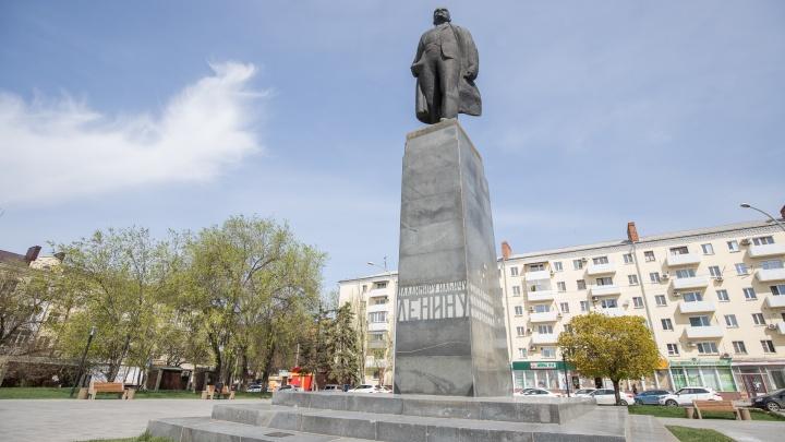 ТЦ появится на площади Ленина лишь потому, что за 7 лет власти не договорились об охранной зоне