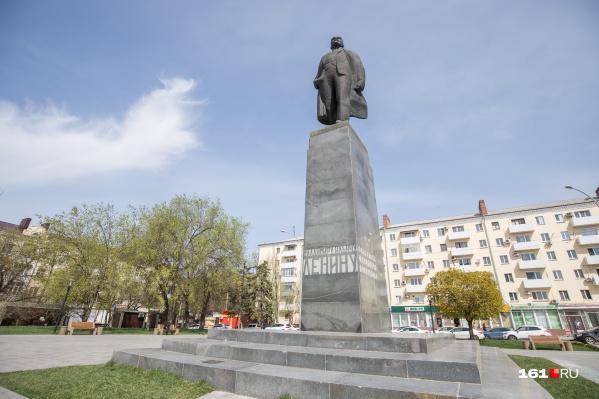 """Охранную зону в районе памятника пытаются согласовать <nobr class=""""_"""">с 2014 года</nobr>"""