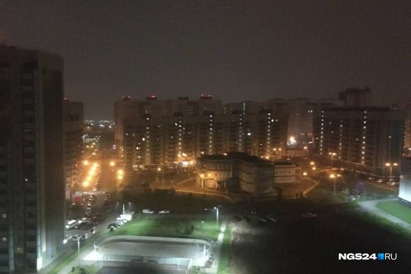 Дым от пожаров в Якутии пришел в город в ночь на субботу, 7 августа