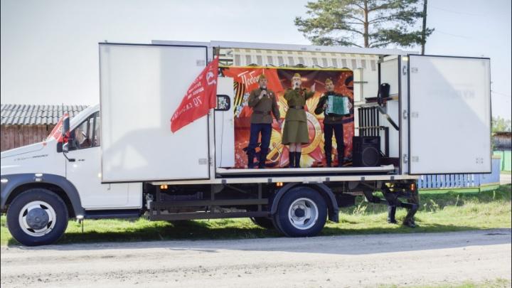 Новые автоклубы заработают в семи районах Новосибирской области до конца года