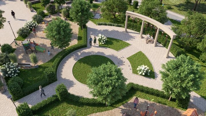 Новостройки, которые удивляют: в них будут просторные дворы без машин, собственный детский сад и много зелени