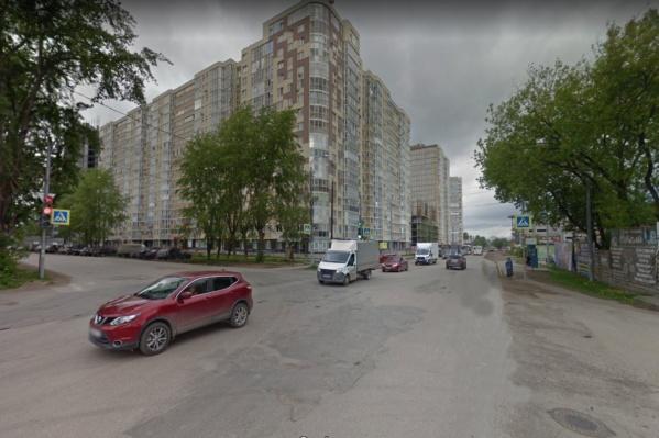 На пересечении улиц Рязанской и Карпинского движение ограничат с 8 июня