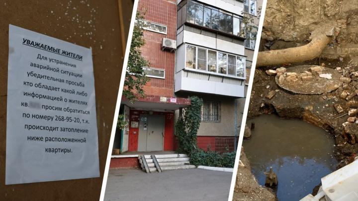 Время неприятных открытий. Почему умершие в Челябинске годами могут пролежать дома, пока не прорвет трубу
