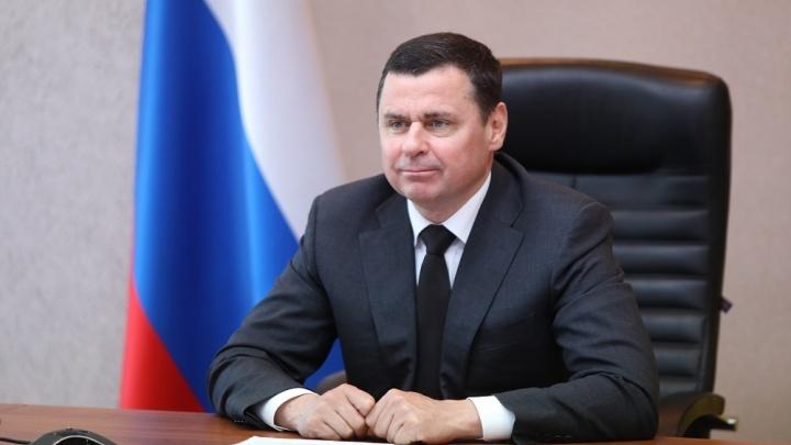 В Ярославской области запустили обновленный цех по производству масок и халатов