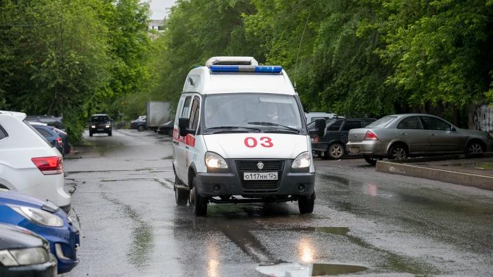 В Красноярском крае уже полтора месяца от коронавируса гибнет минимум 20 человек в сутки