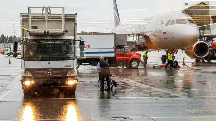 Что известно о самолете Волгоград — Москва, который экстренно сел в Шереметьево