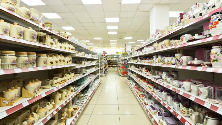 Популярный «Мир посуды» на Лицкевича объявил о закрытии и скидках до 70% — больше таких цен не будет