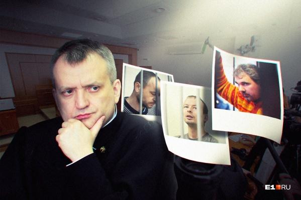 Андрей Минеев выносит приговоры полжизни, но в людях не разочаровался
