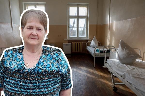 Людмила Бутенко скончалась в красной зоне за 21 день