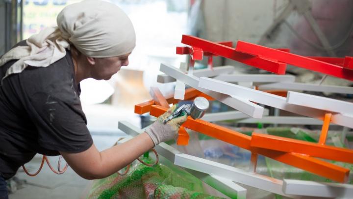 Семейное дело для всей России: МСП Банк поддержал бизнес, украшающий города