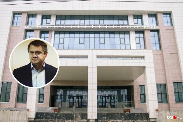 Недостроенное медучреждение на Тушинской — один из самых капиталоемких проектов Сергея Шатило в Самаре