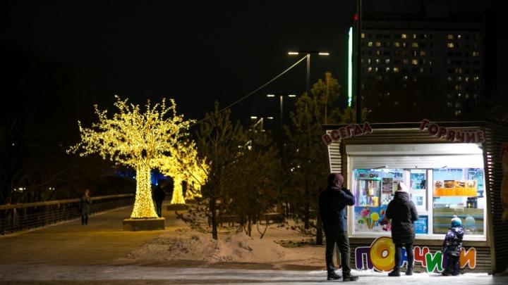 Владельцам павильонов в Красноярске оставили право продления аренды