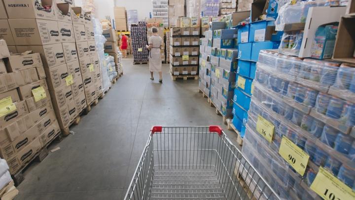 «Нищемаркеты» захватывают Челябинск. На кого рассчитаны магазины-склады