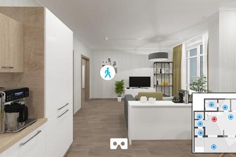 С 3D-туром выбирать квартиру в новом ЖК легко и приятно