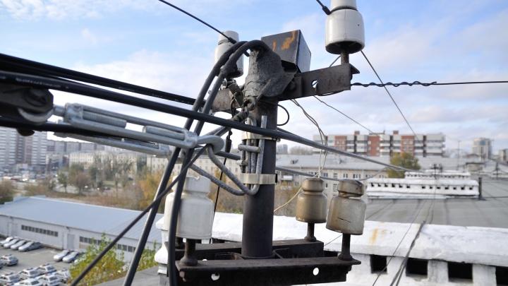 Центр Екатеринбурга остался без электричества из-за повреждения кабельной линии