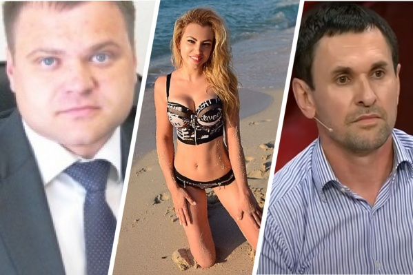 Любовные истории с Дмитрием Пузиковым (слева) и Алексеем Рясковым (справа) обернулись для Екатерины Пузиковой трагедией