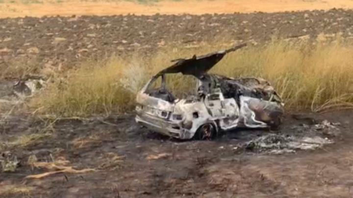 На Дону трое молодых мужчин попали в ДТП и сгорели заживо